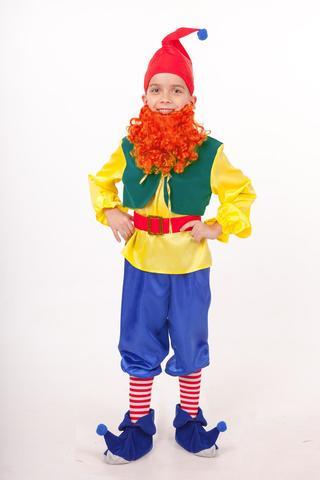 Карнавальный костюм Гном Тилли