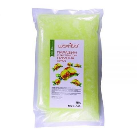 Парафин WaxKiss лимон 450 г