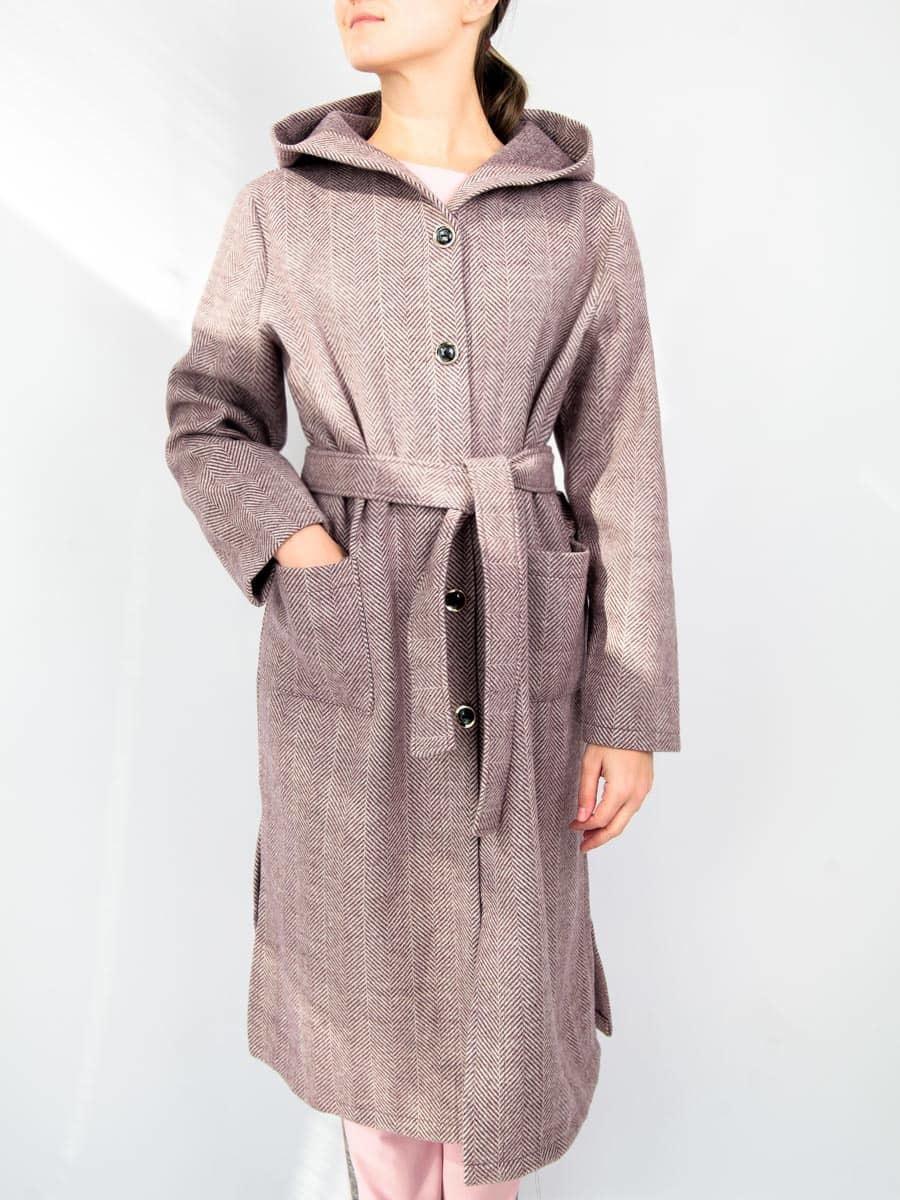 MadamModa Пальто женское
