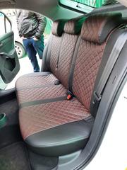 Чехлы на Volkswagen Polo 2020–2021 г.в.