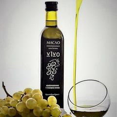 Масло виноградных косточек с чесноком / 250 мл