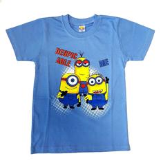 Миньоны футболка детская