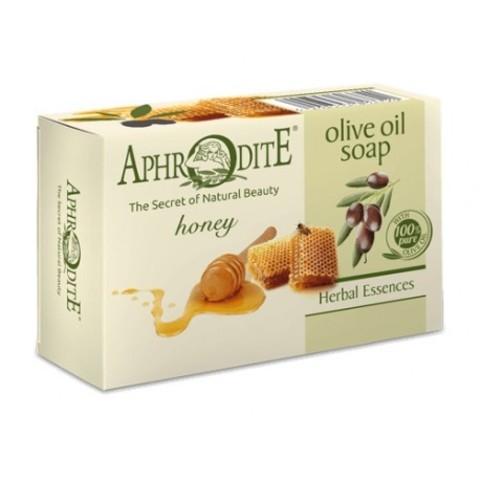 Мыло оливковое с медом