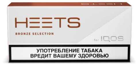 Стики для IQOS Bronze Selection HEETS