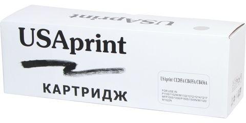 Картридж лазерный USAprint 85A/35A/36A CE285A/CB435A/CB436A (Cartridge 725)/(Cartridge 712) черный (black), до 2300 стр. - купить в компании MAKtorg