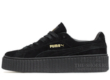 Кеды Женские Puma X Rihanna Creeper Black