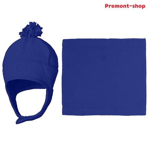 Premont Шапка и шарф-снуд WP82901 Blue