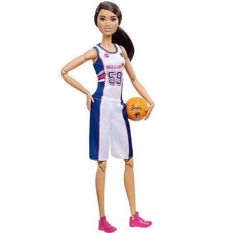 Барби Баскетболистка. Безграничные движения