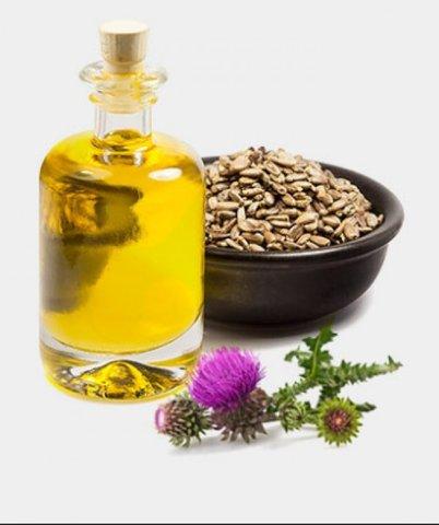 Фреш-масло из семени расторопши