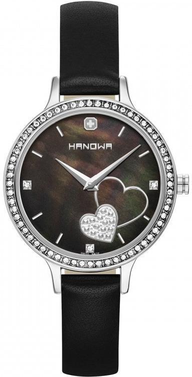 Женские часы HANOWA LOVE SET 16-8012.04.007SET