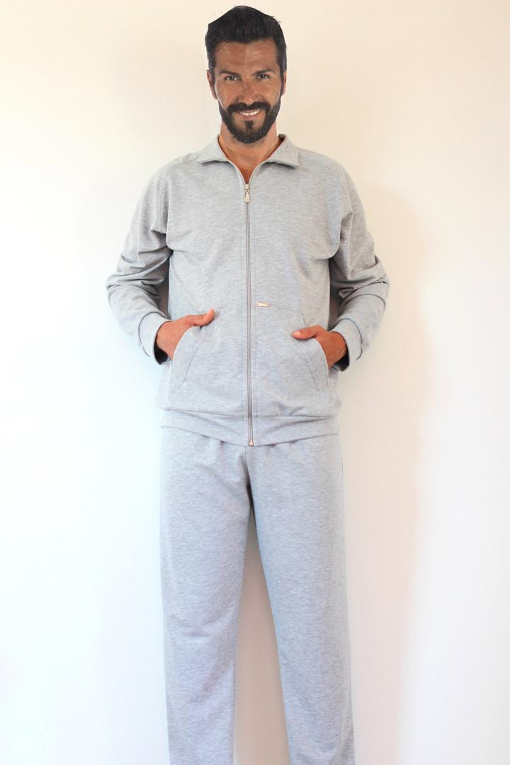 Мужской спортивный костюм из хлопка B&B