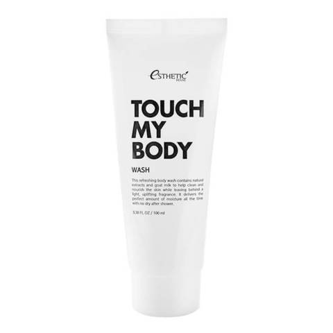 Esthetic House Touch My Body Goat Milk Body Wash