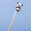 Ручка Panda синяя гелевая White