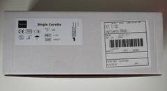 С-101 Кювета одиночная (Single cuvettes) для С-1 (Helena C) 500 шт/уп Хелена Лэбораторис (ЮК), торгующая как Хелена Байосайенсес Европ, Соединенное Королевство/ Helena Laboratories (UK) Ltd trading as Helena Biosciences Europe, United Kingdom