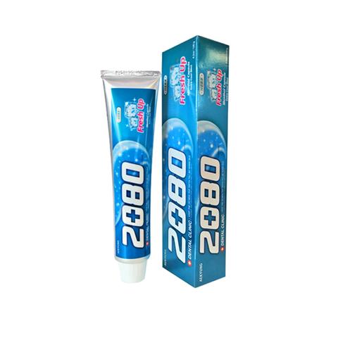 Зубная паста освежающая экстра мятная Aekyung Dental Clinic 2080 Fresh Up 120 гр