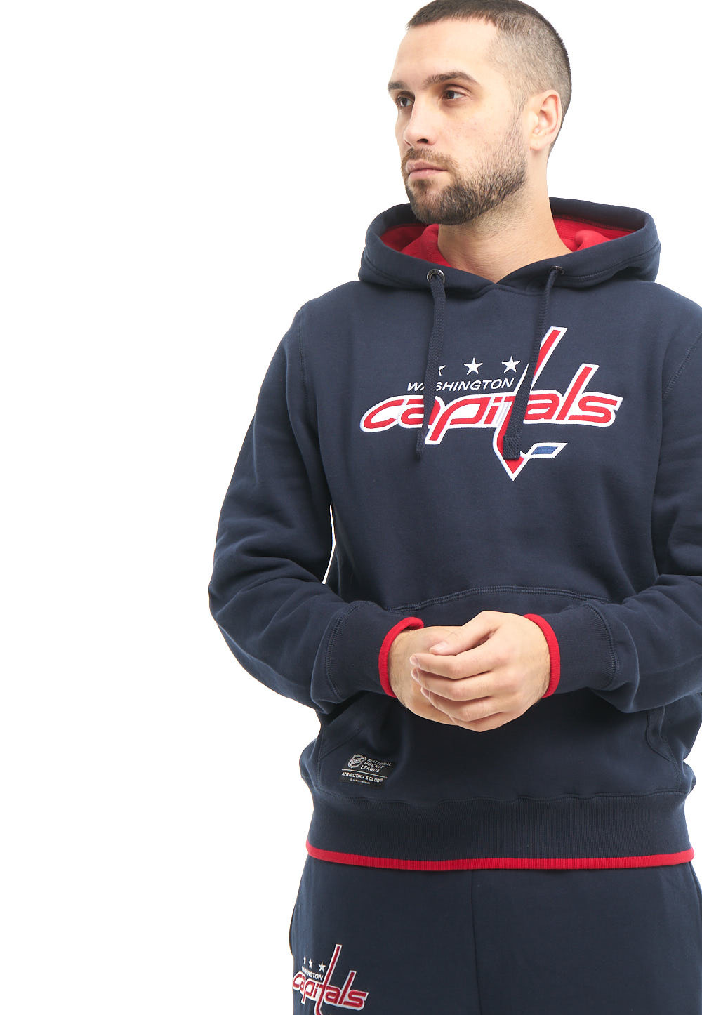 Толстовка NHL Washington Capitals
