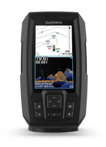 GPS-эхолот Garmin Striker Vivid 4cv