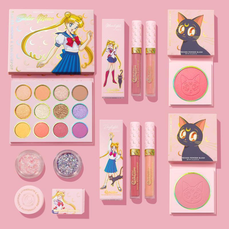 ColourPop Sailor Moon x ColourPop Collection Full Set