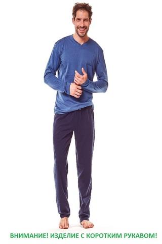 Пижама мужская со штанами RENE VILARD 37053 GOLF