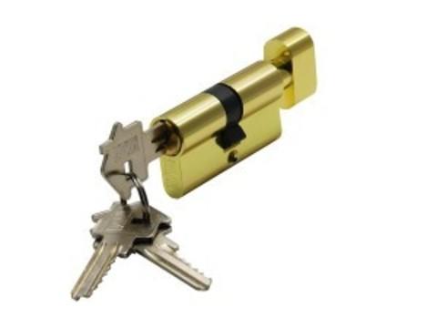 Цилиндр ключ-завертка CYL 3-60 TR GOLD
