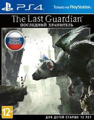The Last Guardian (Последний хранитель) (PS4, русские субтитры)