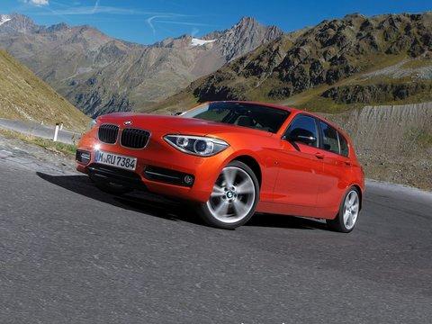 Чехлы на BMW 1 (F20–F21) 2011–2019 г.в.