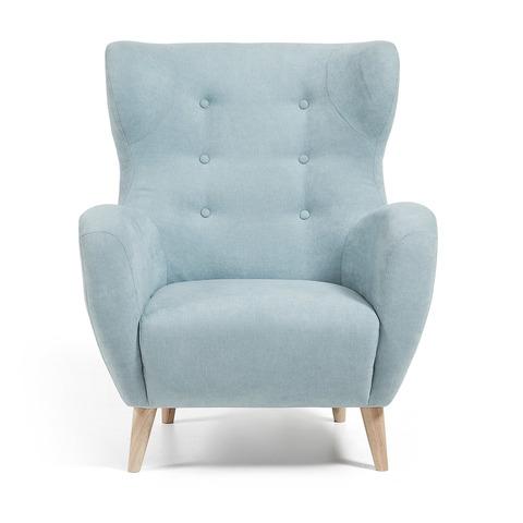 Кресло Passo голубое