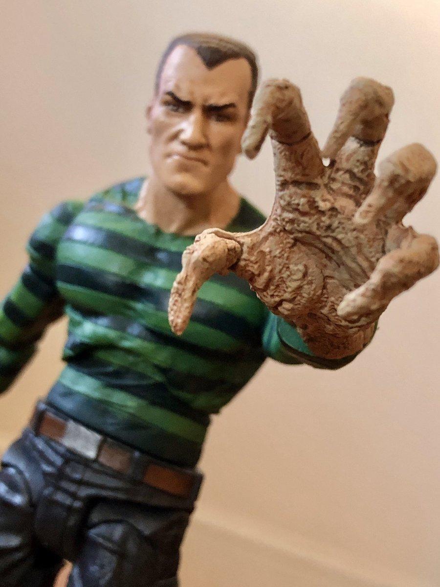 Фигурка Человек-Песок (Sandman) Marvel Select
