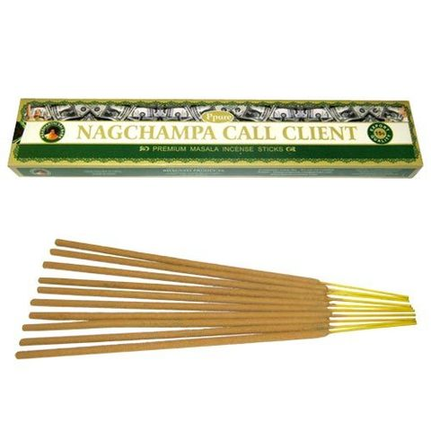 Индийские палочки Ppure NagChampa Call Client
