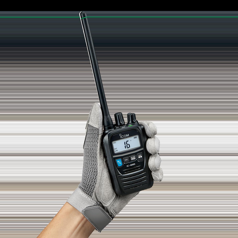 ICOM IC-M85E VHF Marine Transceiver