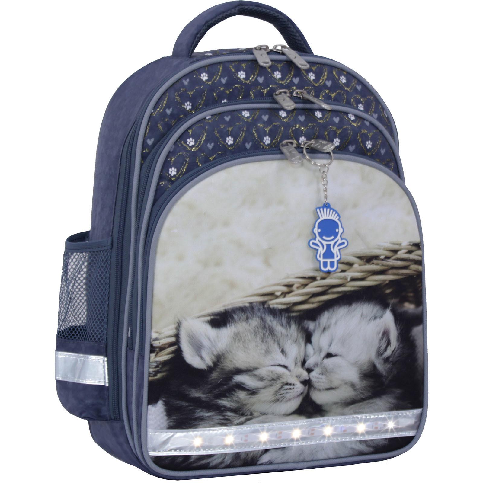 Для детей Рюкзак школьный Bagland Mouse 321 серый 165 (00513702) IMG_1572.JPG