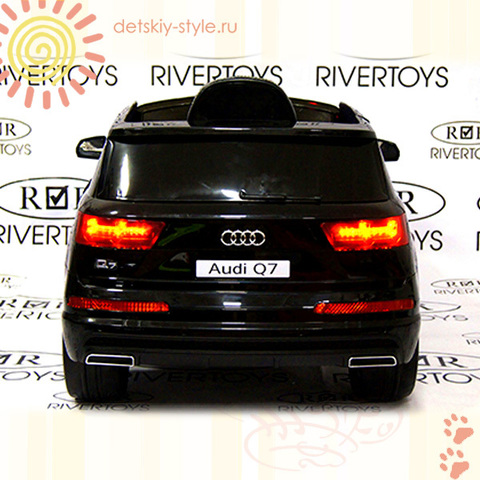 Audi Q7 Quattro Lux
