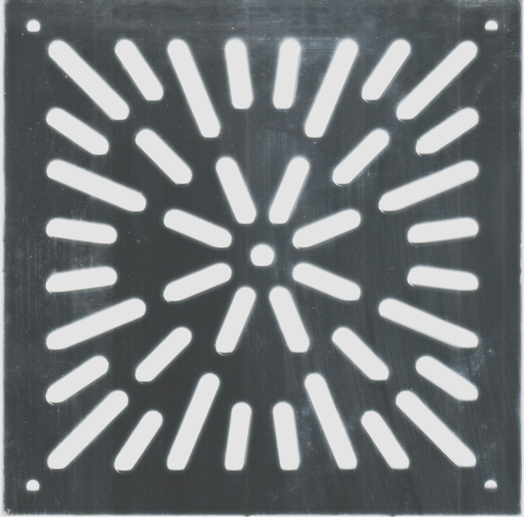 Каталог Решётка напольная 150х150 (вариант 2) из нержавеющей стали нерж2.jpg