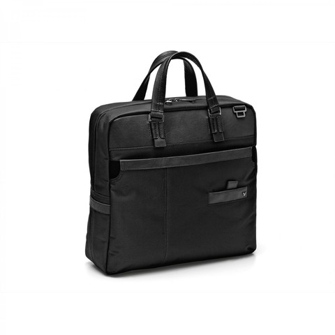 "Кейс Roncato Harvard LAPTOP BRIEFCASE 14"" Black"