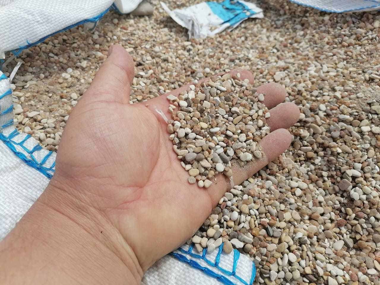 гладкий песок