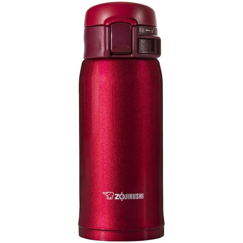 Термокружка Zojirushi SM-SE (0,36 литра), красная