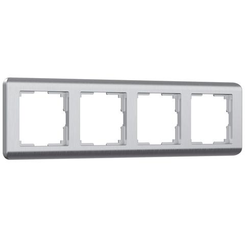 Werkel Рамка W0042106 (WL12-Frame-04) Серебро1
