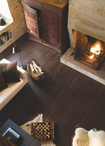 Old white Oak dark | Ламинат QUICK-STEP UE1496