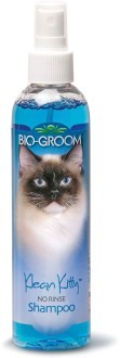 Груминг, уход за шерстью Шампунь для кошек без смывания, Bio-Groom Klean Kitty Waterless, 237 мл 20418.jpg