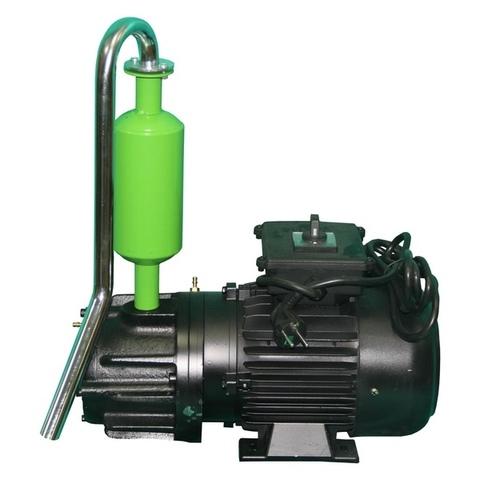 Насос вакуумный пластинчато-роторный (моноблок–220 В; 0.55 кВт; 18 м³/ч)