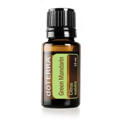 Эфирное масло doTERRA Green Mandarin/Зеленый мандарин 15 мл