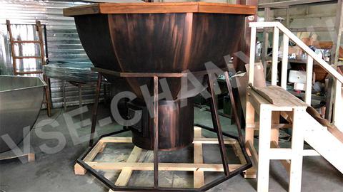 Банный чан от крупнейшего Алтайского производителя