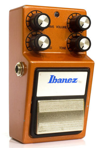 Гитарная педаль овердрайв Ibanez JD9 Jet Driver