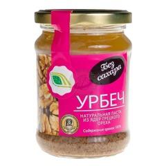Урбеч из грецкого ореха 280 гр.