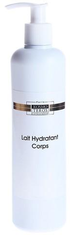Деликатное увлажняющее молочко, Lait hydratant corps, Kosmoteros (Космотерос), 400 мл