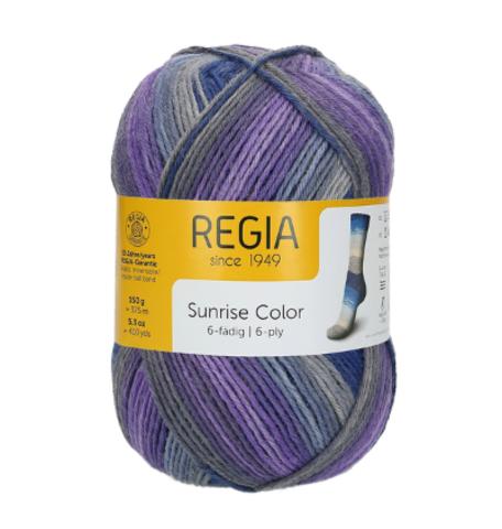 Regia Sunrise Color 6-ply 6234