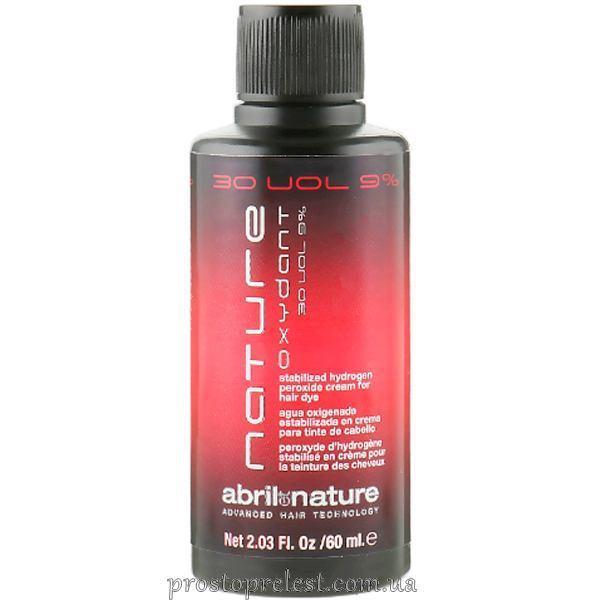 Abril et Nature Color Oxydant 30 vol - Окислитель для волос 9% 60
