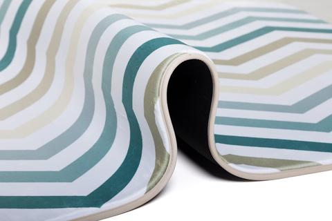 Плюшевый коврик