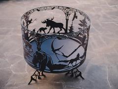 Чаша для костра Lordsen  «Лесное Царство»