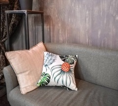 Подушка декоративная Gekoko «Ананасы» 3